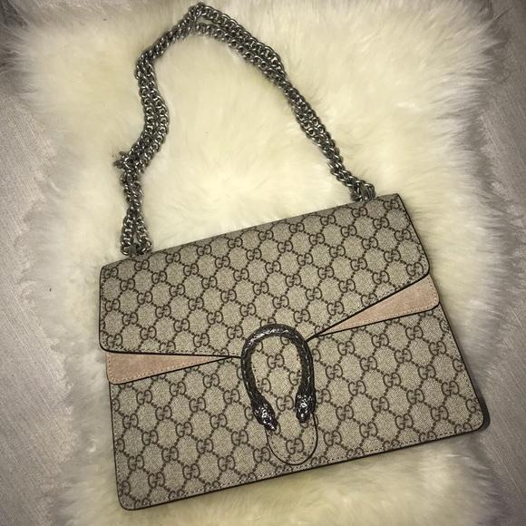 f68c0f36a40b Gucci Handbags - Gucci Dionysus GG Supreme MEDIUM Shoulder Bag